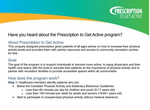 ManaClark.com_Prescription to Get Active program