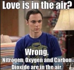 love is in the air ManaClark